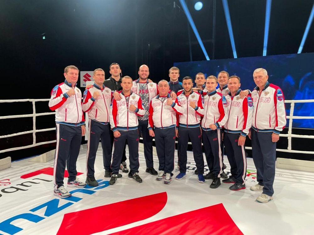 Крымчанин Глеб Бакши помог сборной России выиграть матчевую встречу в Польше