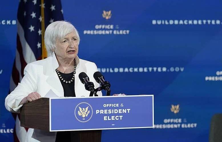 Сенат США утвердил кандидатуру Йеллен на пост министра финансов