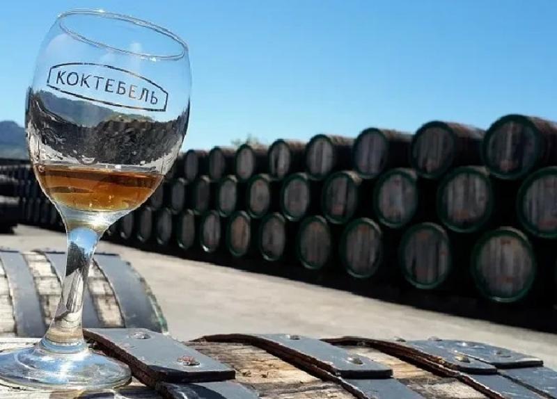 В Крыму на торгах продан «Завод марочных вин Коктебель»