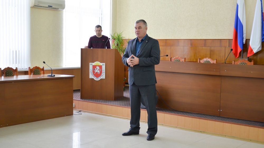 В администрации Черноморского района состоялось заседание педагогического совета