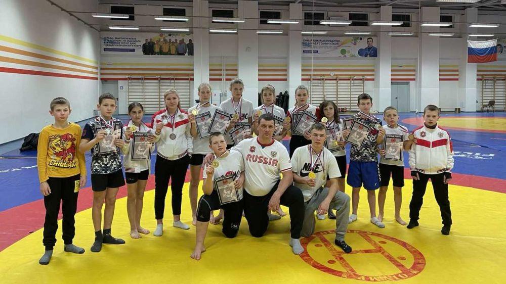 Ялтинские спортсмены выступили на чемпионате и первенстве Южного федерального округа по сумо