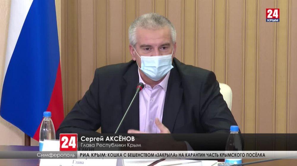 До конца зимы в Крыму должны привить от коронавируса 80 тысяч человек