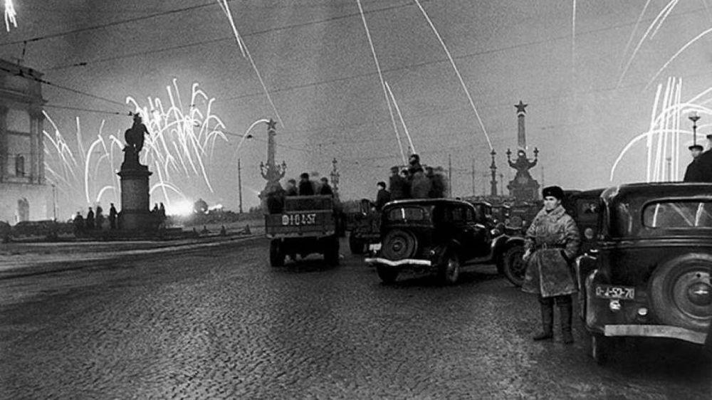 Обращение Сергея Аксёнова по случаю Дня освобождения советскими войсками города Ленинграда от блокады немецко-фашистскими войсками