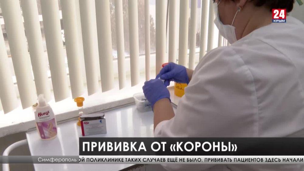 Коллективный иммунитет. Как в Крыму продвигается «антиковидная» кампания?
