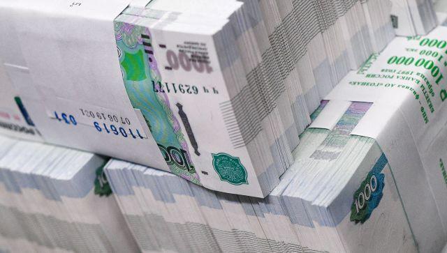 В России резко вырос объем наличных денег в обращении