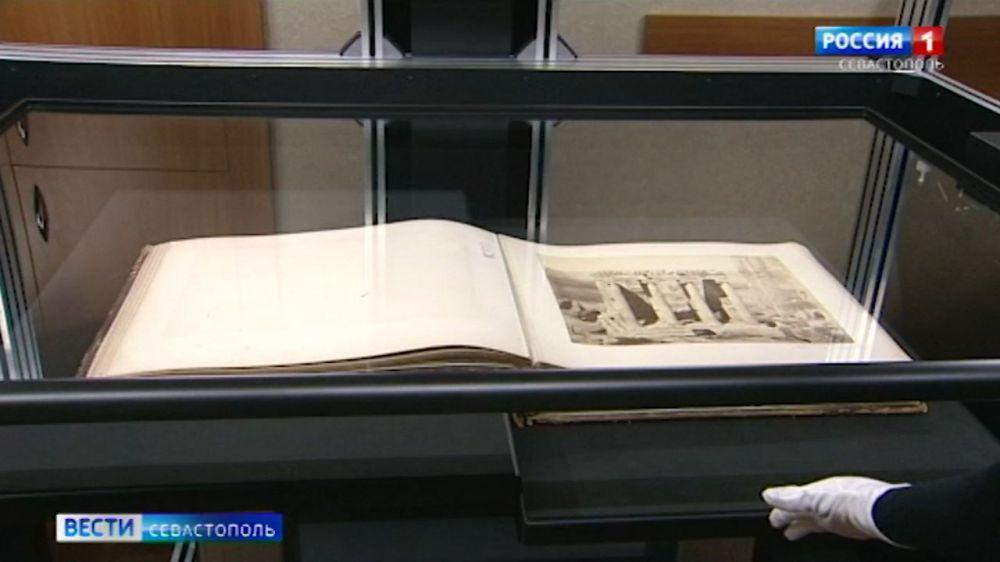 Сканер для экспонатов появился в «Херсонесе Таврическом»