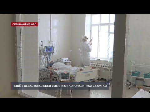 В Севастополе ожидают снижение количества заболевших коронавирусом