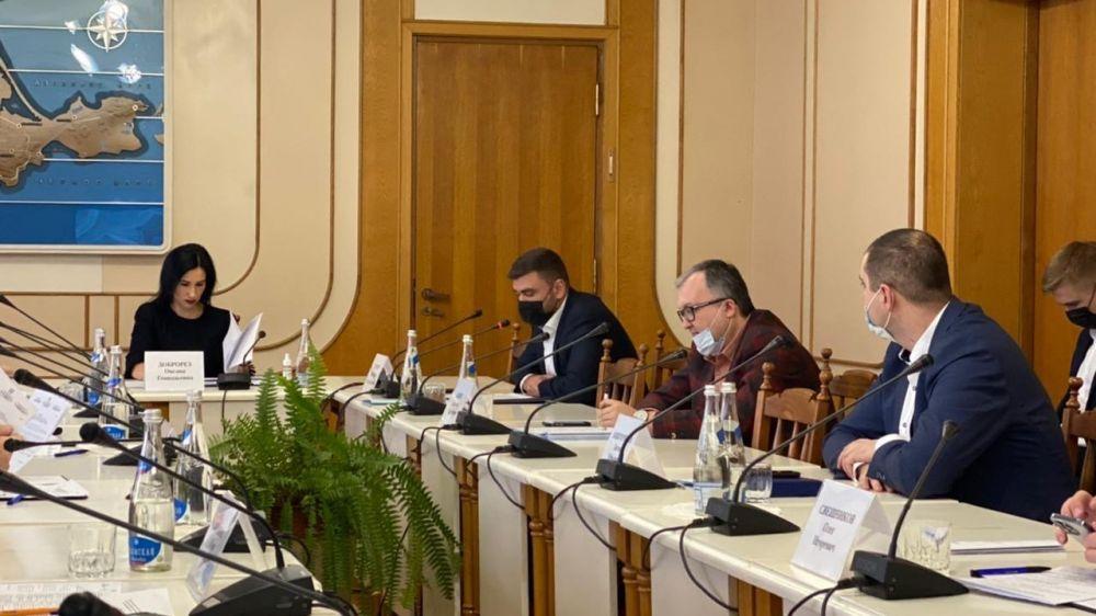 Александр Трянов: Индекс промышленного производства в целом по Республике Крым составил 99,8 % по сравнению с показателем 2019 года
