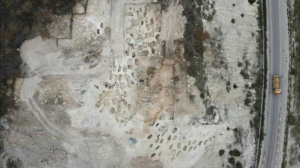 Уникальный некрополь римских времён обнаружили археологи в Крыму