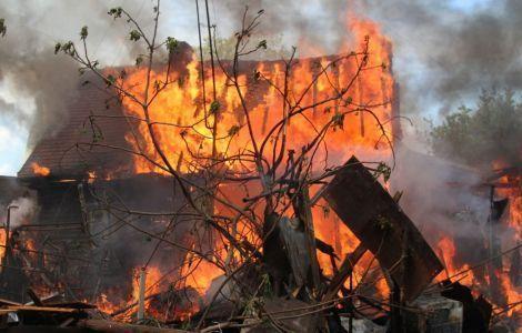 Две собаки погибли в результате пожара в приюте для животных в Севастополе