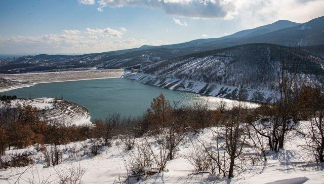 Почему опустевшие водохранилища Крыма пополняются с разной скоростью