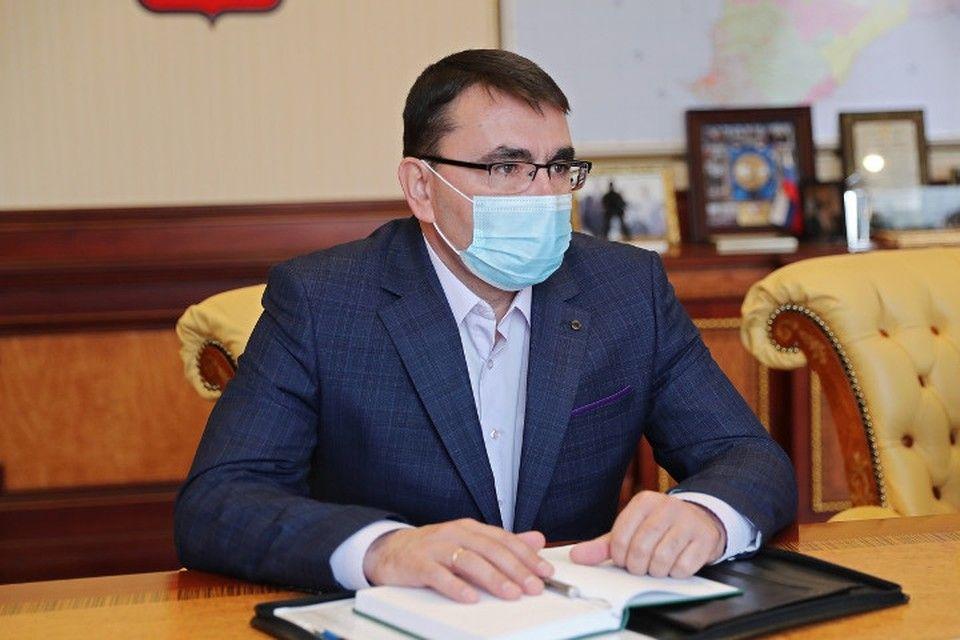 Пост министра чрезвычайных ситуаций Крыма занял Сергей Садаклиев