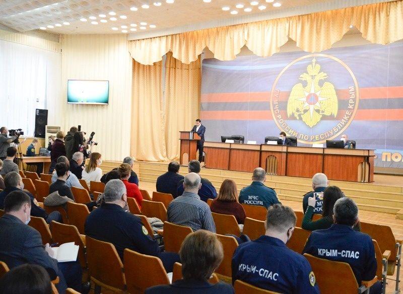 Назначен новый министр чрезвычайных ситуаций Республики Крым