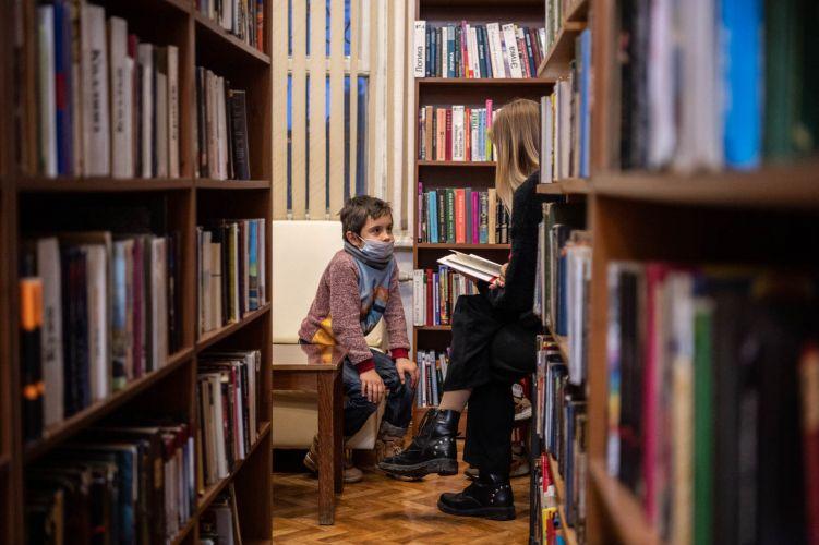 В Севастополе стартовала акция «Дарите книги с любовью»