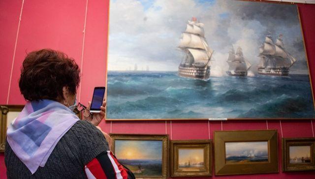 Россиянам предложили ходить в музеи для здоровья