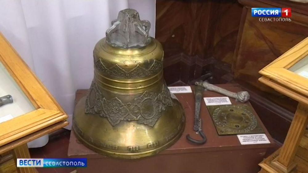 Музей Черноморского флота готовится выйти на международный уровень
