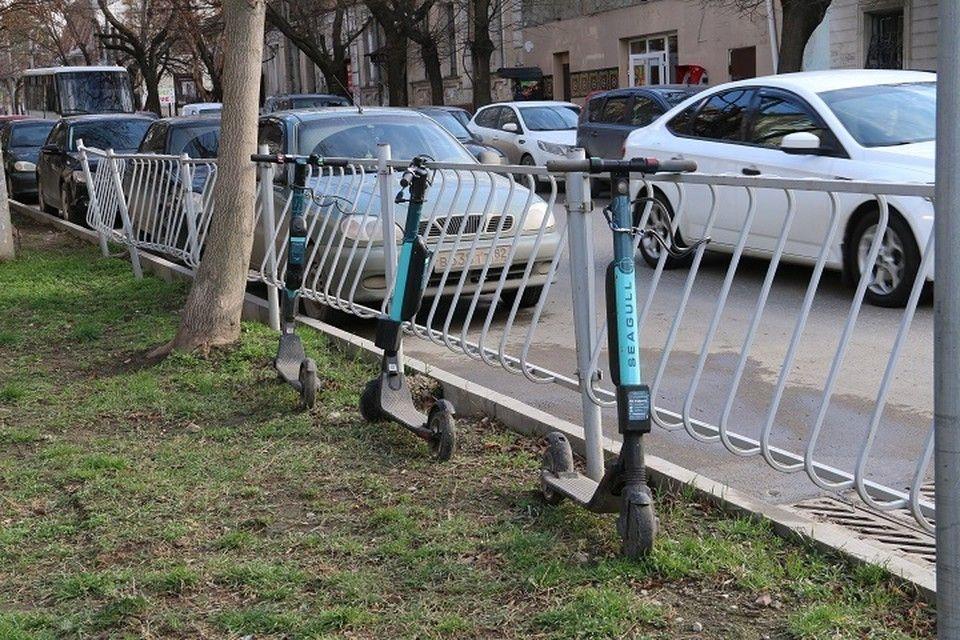 Почему власти Симферополя убирают с улиц электросамокаты