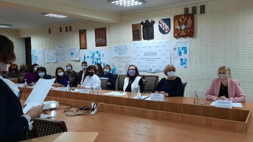 Ольга Чернобай стала участником мероприятий в рамках программы «Подготовка управленческих команд Республики Крым»