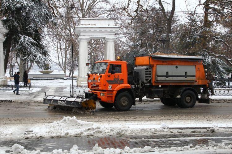 Коммунальные службы переведены на усиленный режим работы, в связи с ухудшением погодных условий