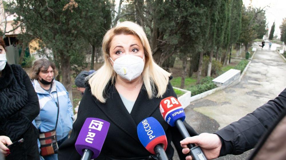 Янина Павленко: решения о выделении участков в Пионерском парке и на смотровой площадке в Алупке должны быть аннулированы