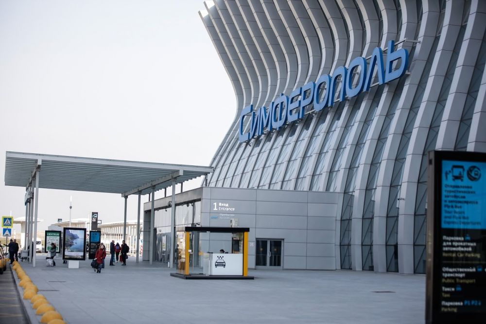 Аэропорт Симферополя принял и отправил все задержанные из-за тумана авиарейсы