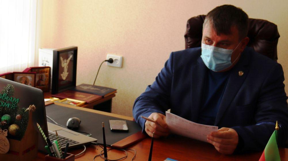 Михаил Слободяник провёл очередное заседание оперативного штаба по вопросу предупреждения распространения новой коронавирусной инфекции (2019-nCov)