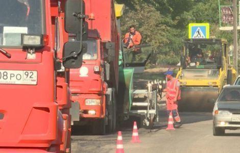 В столице Крыма шесть улиц и переулок перекроют на ремонт 15 февраля