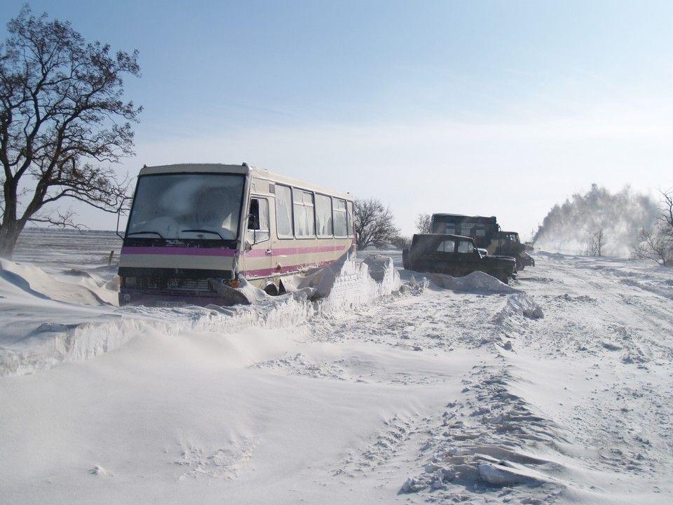 Крымские спасатели готовятся к авариям на ЛЭП и автодорогах