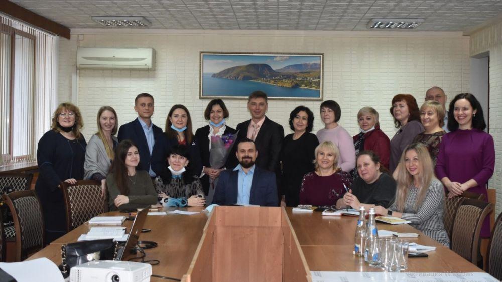 В Алуште готовят кадровый потенциал Республики Крым