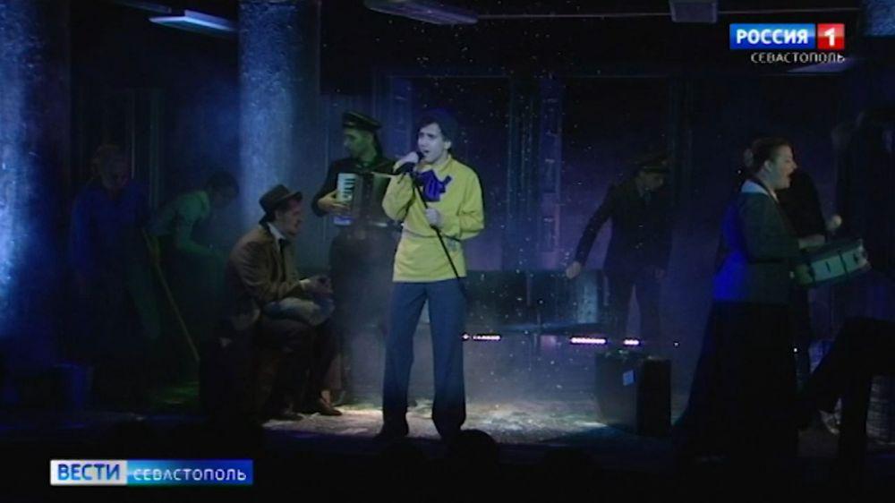 Севастопольский ТЮЗ отмечает 33-летие и готовится к реконструкции сцены
