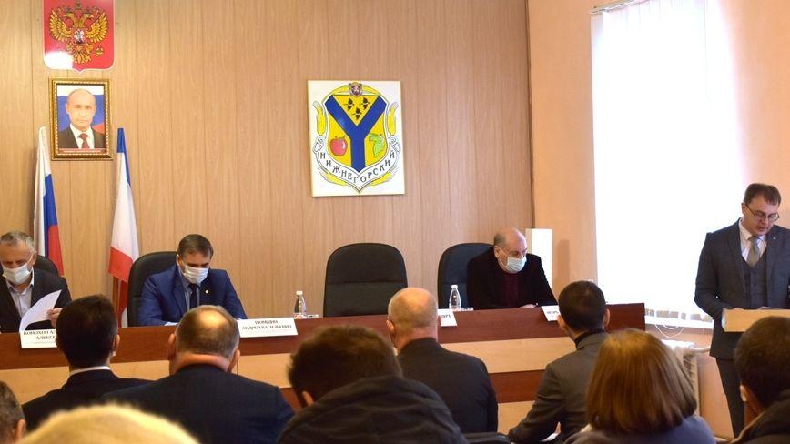 В текущем году работа по благоустройству территорий в Нижнегорском районе будет продолжена