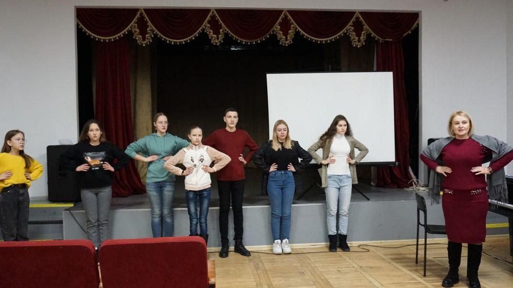 В Крымском университете культуры, искусств и туризма реализуется программа повышения квалификации преподавателей
