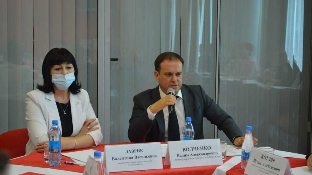 Минтуризма РК: В Крыму консолидируют запросы бизнеса и подготовку кадров в гостиничной сфере