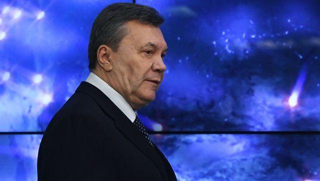 Янукович подаст в суд на Раду из-за заявления о потере Крыма