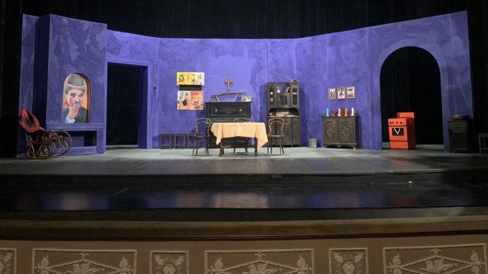Академический русский драматический театр подготовил премьеру спектакля