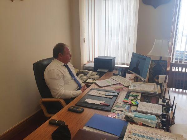 Алексей Черняк: Крым имеет широкие возможности для развития яхтенного туризма