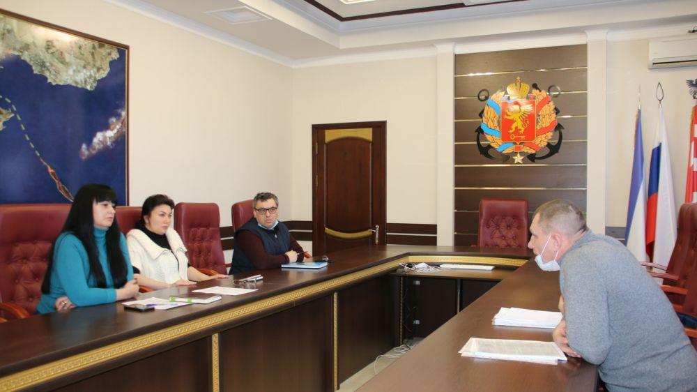 Арина Новосельская провела личный прием граждан