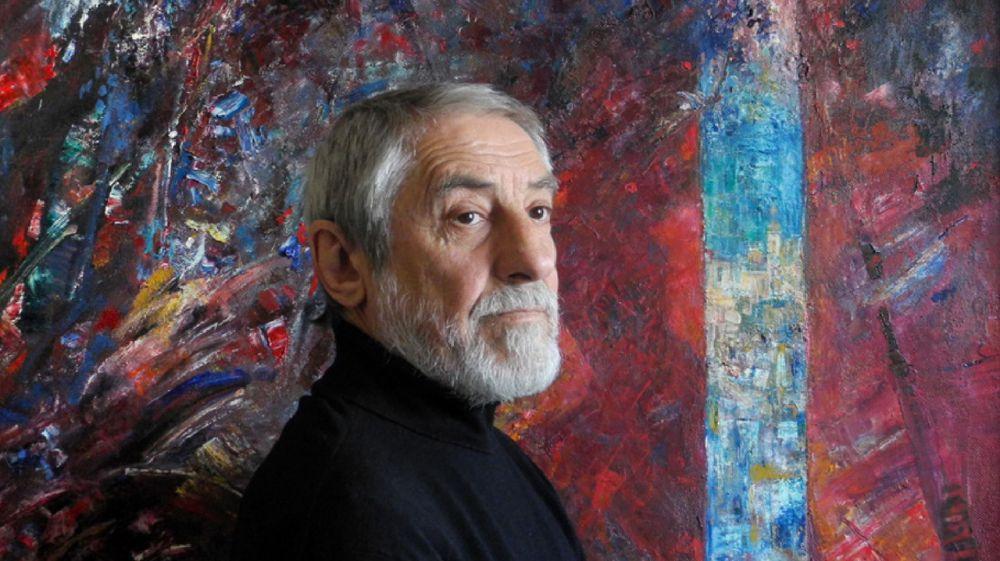 В столице Крыма откроется юбилейная выставка Александра Марьяхина «Шёлковый путь»