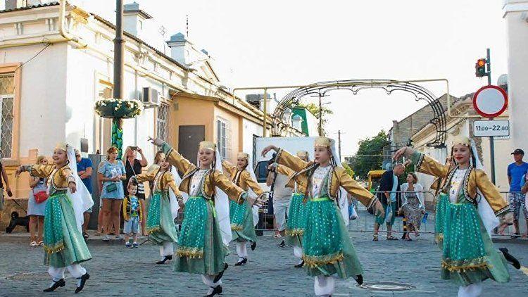В Крыму наградили лучших экскурсоводов