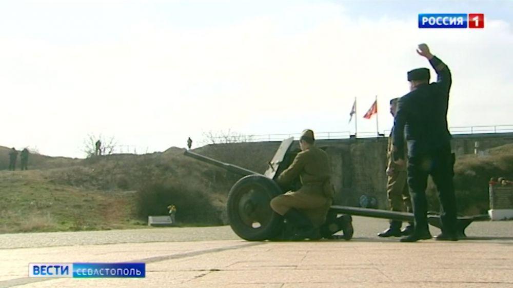 В Севастополе отметили седьмую годовщину начала Русской весны