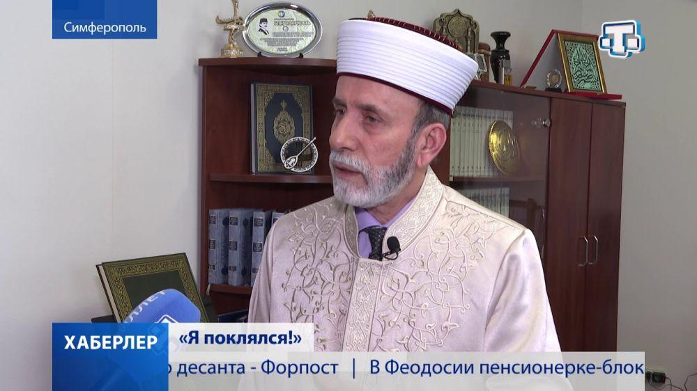 Номан Челебиджихан 103 года со дня смерти