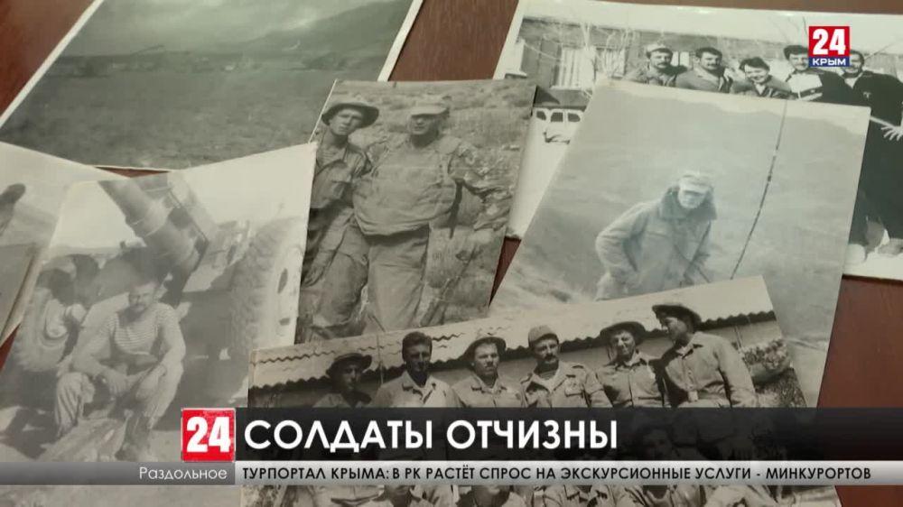 День защитника Отечества – праздник всего народа