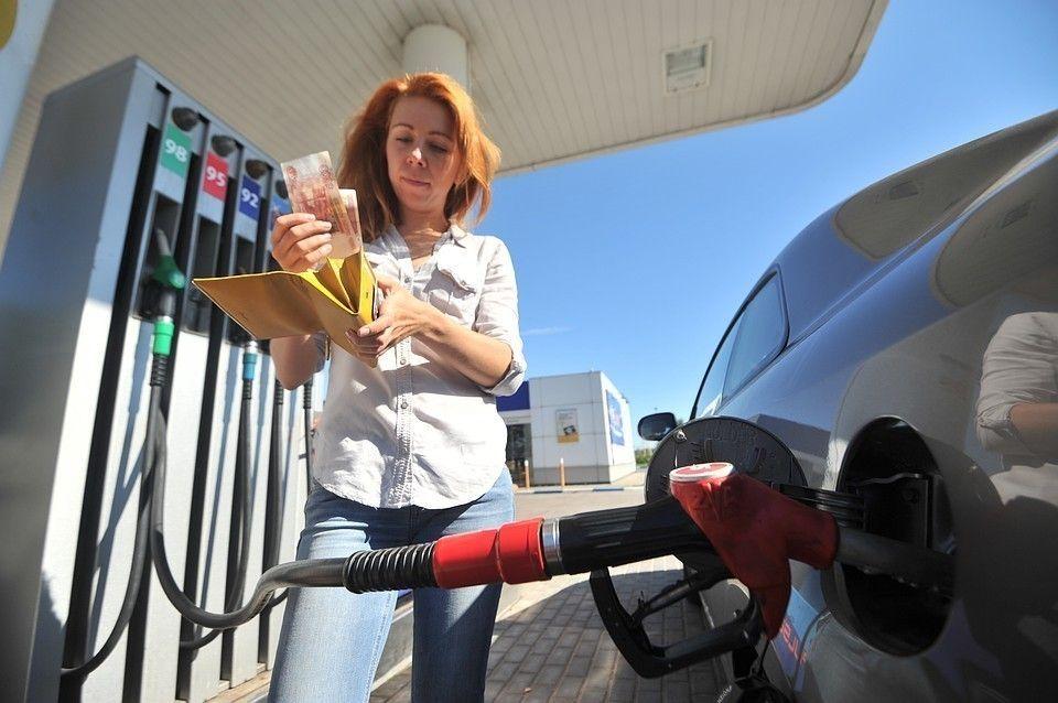 В конце весны в Крыму ожидается повышение цен на бензин