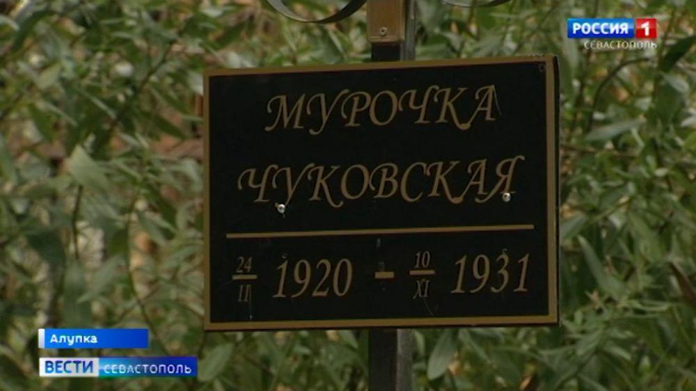 В Крыму установили истинное местонахождение могилы дочери Корнея Чуковского