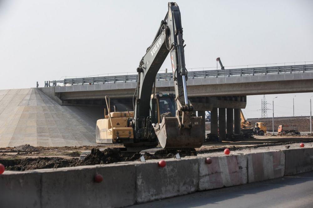 Для строительства Бештерек-Зуйского водовода привлекли больше рабочих