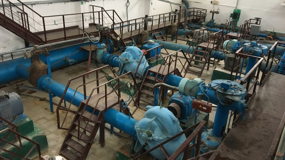 Эксперты Госкомцен Крыма провели мониторинг выполнения производственных программ в сфере ВКХ