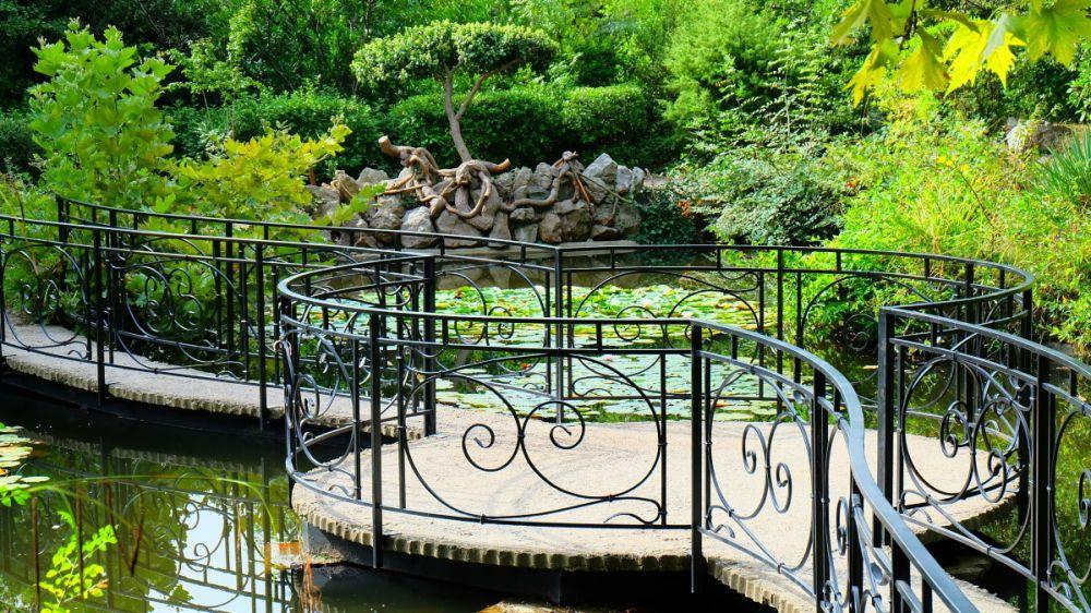 Минприроды Крыма разъясняет вопросы, касающиеся Парка-памятника садово-паркового искусства «Форосский»