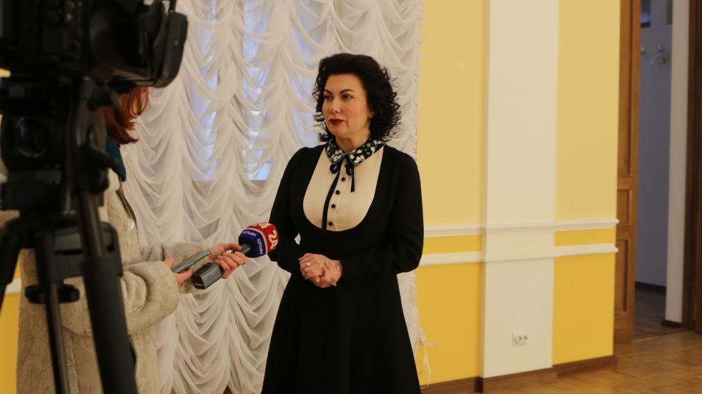 Арина Новосельская: В текущем году запланировано выполнение капитального ремонта и реставрации на 55 объектах сферы культуры и культурного наследия Крыма