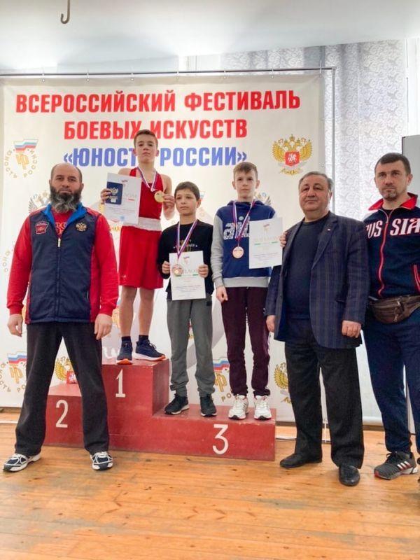 Крымские боксеры выиграли медали всероссийского турнира