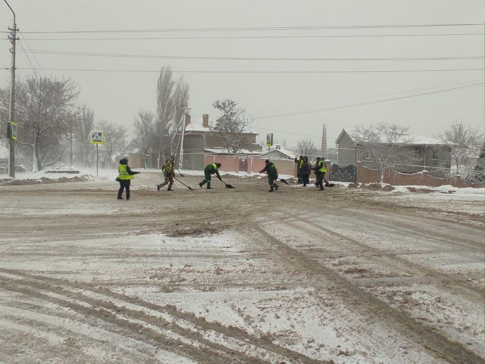 Синоптики предупредили жителей Крыма о похолодании на выходных